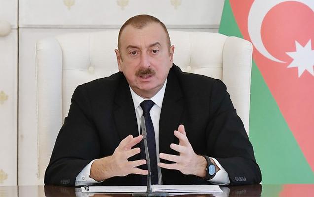 """Prezident 2019-cu ili """"Nəsimi İli"""" elan etdi"""