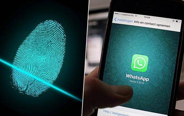 """""""Whatsapp""""a barmaq izi skanı gəlir"""