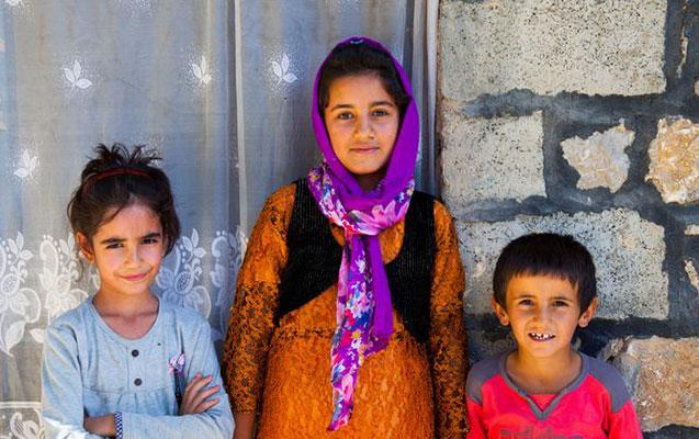 İranda 49 min uşaq tanınmır