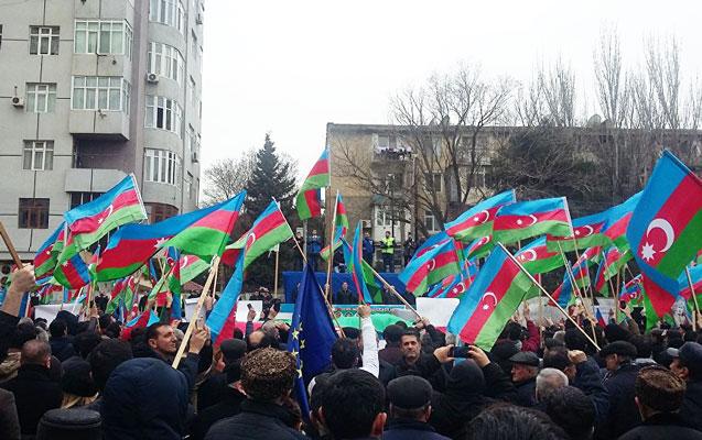 Prokurorluq və polis mitinq təşkilatçılarına rəsmi xəbərdarlıq etdi