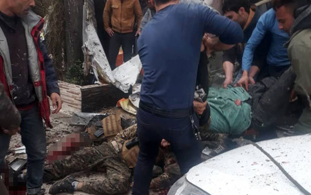 Suriyada ölənlərin sayı 27 nəfərə çatdı