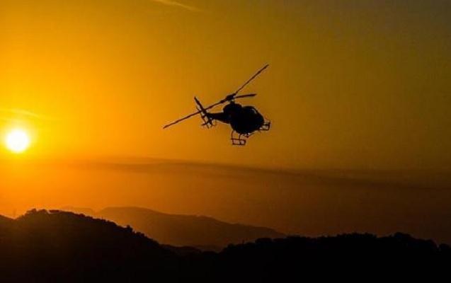 Qazaxıstanda helikopter qəzaya uğradı