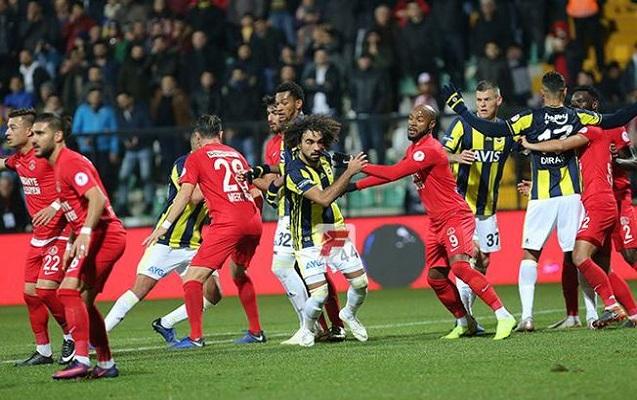 """""""Fənərbağça"""" aşağı liqa təmsilçisi ilə bacarmadı"""