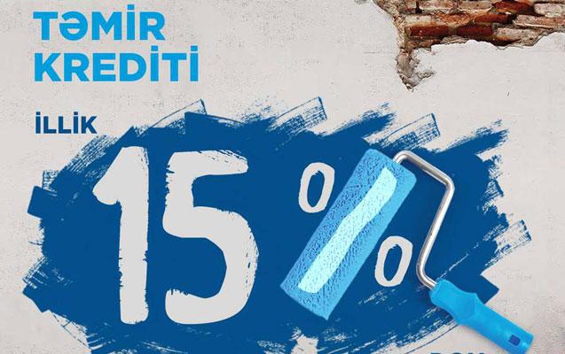 NIKOIL | Bank-dan təmir krediti üçün sərfəli şərtlər