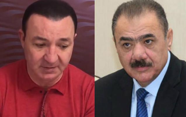 """""""Arif Alışanov, mənimlə ədavətin nə idi?"""""""