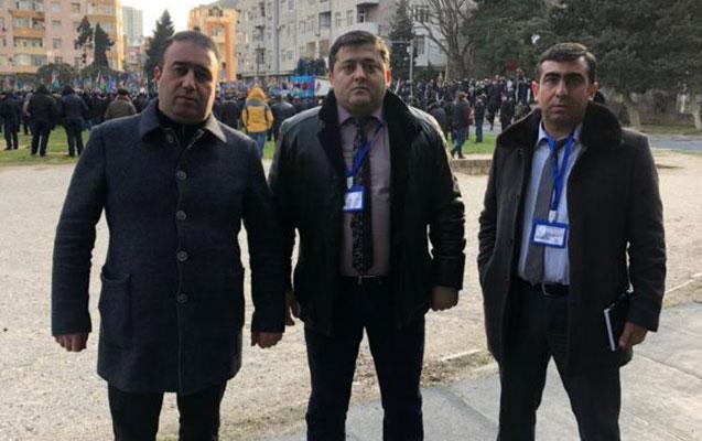 """""""Polislə aksiyaçılar arasında insident olmayıb"""""""