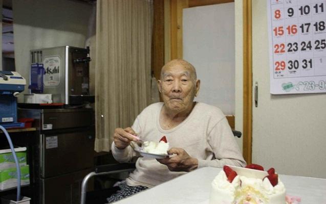 Ən yaşlı kişi öldü