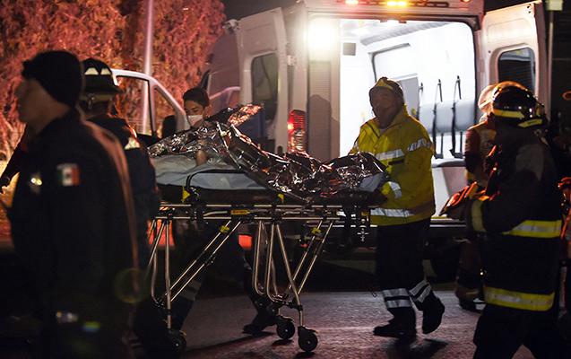 Boru kəmərində baş verən partlayışda ölü sayı 85 oldu