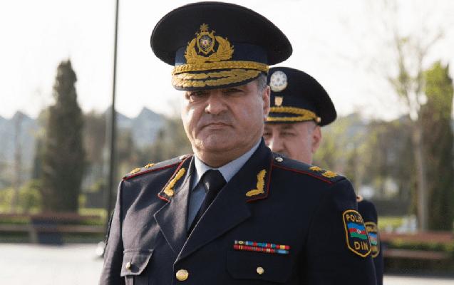 Mirqafar Seyidovdan hesabat