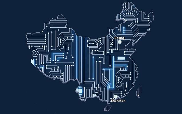 """Çin özünün """"Silikon Vadisi""""ni yaradacaq"""