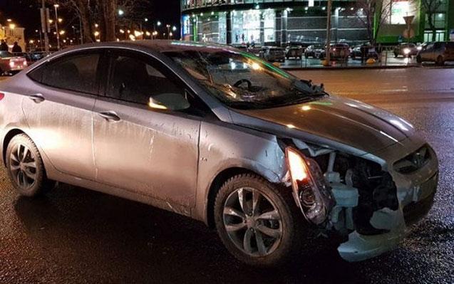 """""""Hyundai"""" üç piyadanı vurdu, biri öldü"""