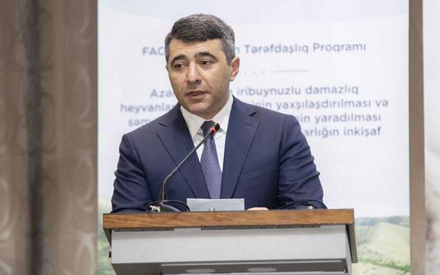 FAO-Azərbaycan Tərəfdaşlıq Proqramının açılışı oldu