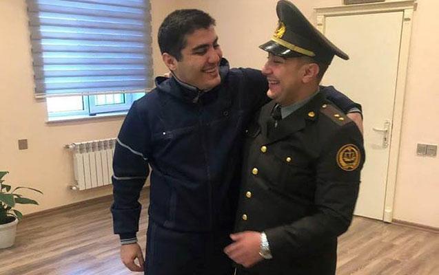 Mehmanın Abdalovla barışıq videosu yayıldı