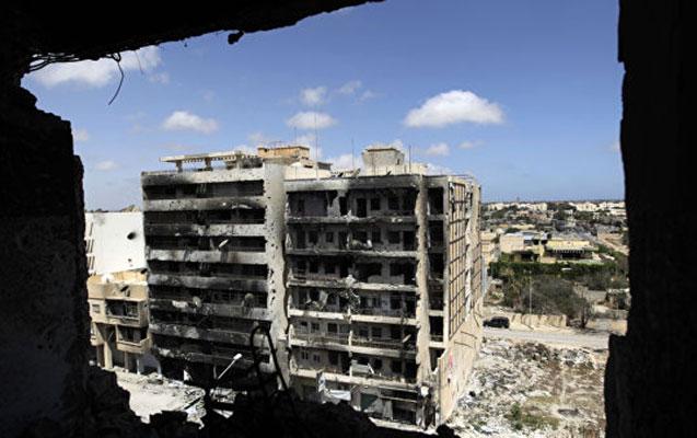Tripolidə toqquşmalarda 29 nəfər öldü
