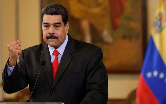 Venesuela ilə ABŞ arasında gərginlik - Maduro amerikalı diplomatlara 72 saa ...