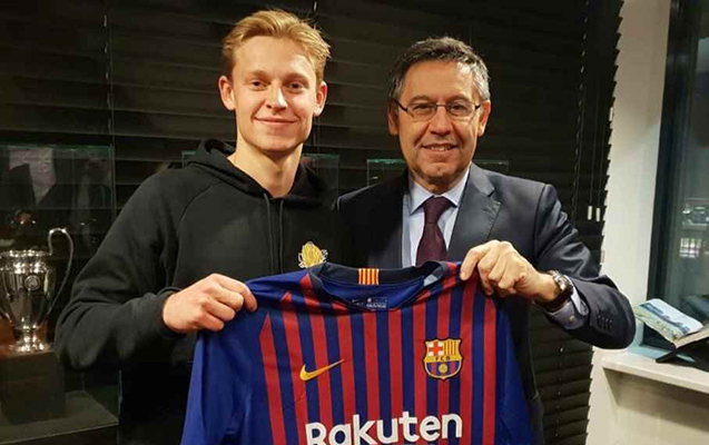 """Barselona""dan yeni transfer"