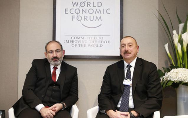 Əliyev-Paşinyan görüşü - Davosun 33 ən mühüm hadisəsindən biri kimi