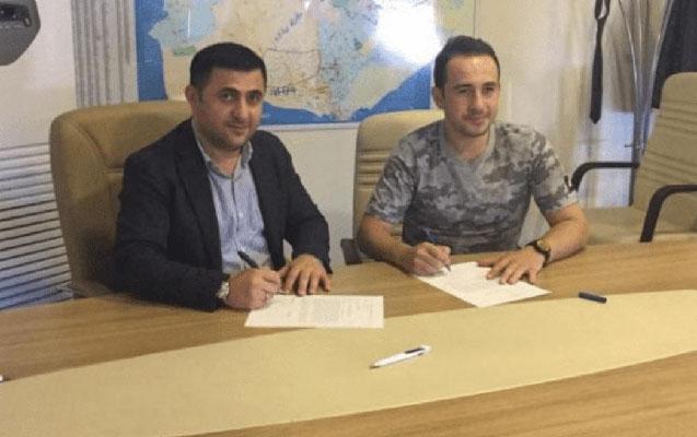 Azarkeşlərdən azərbaycanlı iş adamına etiraz