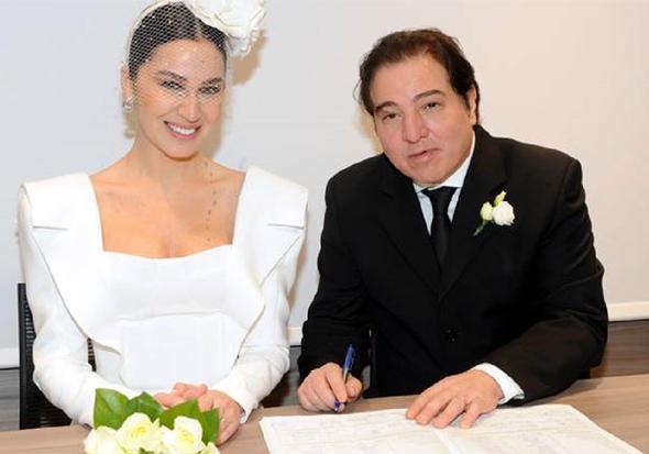 Fazil Say evləndi