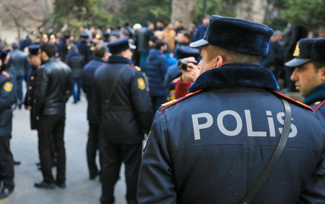 Polis orqanlarında iş axtaranların nəzərinə