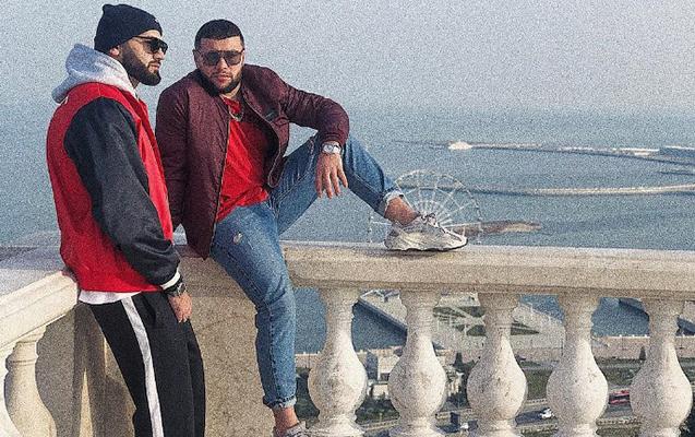 Rusiyada məşhur olan azərbaycanlılar Bakıda - Fotolar