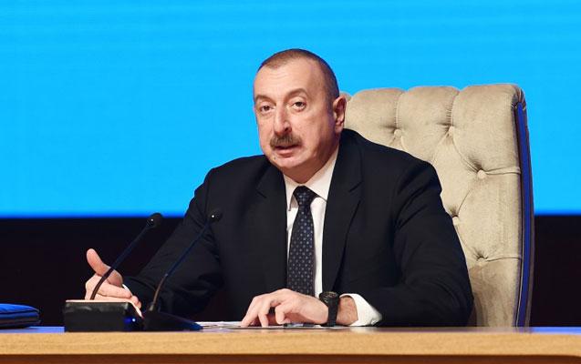 """""""Biz bu reallığa hazır olmalıyıq"""" - İlham Əliyev"""
