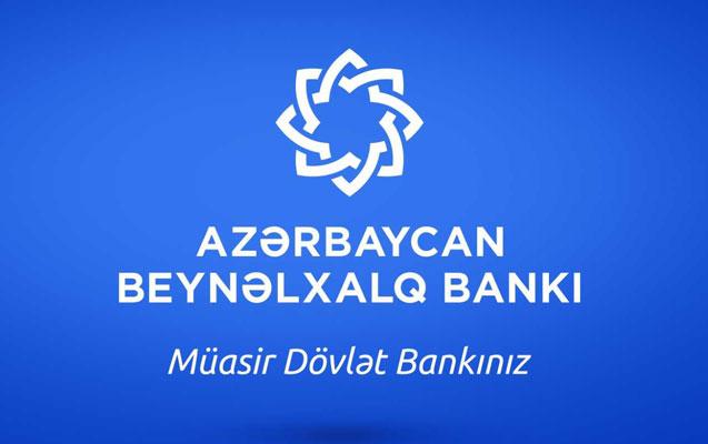 Azərbaycan Beynəlxalq Bankı birinci rübün nəticələrini elan etdi