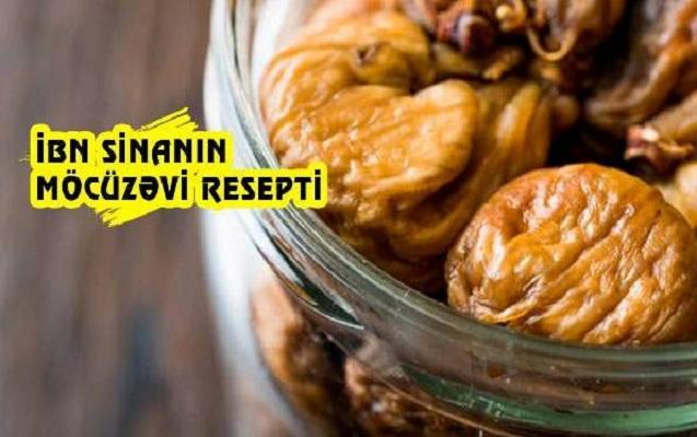 İbn Sinanın möcüzəvi resepti