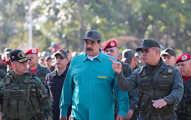 """""""Donald Tramp məni öldürmək əmri verib"""" - Venesuela prezidenti"""