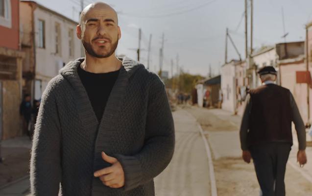 Rusiyanın tanınmış müğənnisi Bakıda klip çəkdirdi