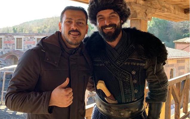 """Zabit Səmədov """"Diriliş Ertuğrul""""da"""