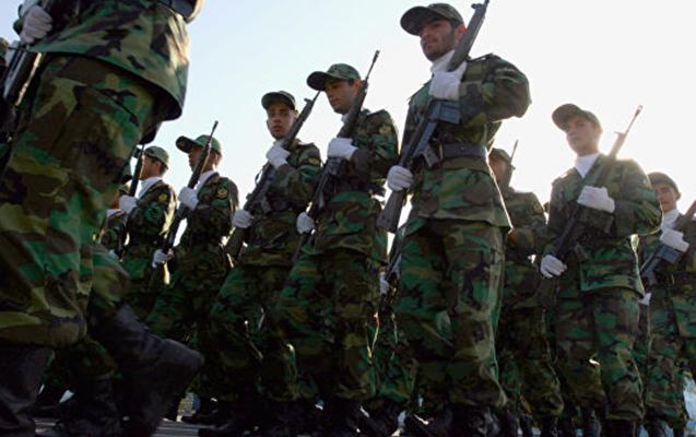 İranda ordu qərargahına terror hücumu olub