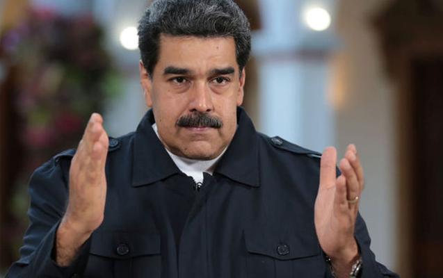 """""""Kolumbiya Venesuelaya qarşı yeni hücumlar hazırlayır"""" - Maduro"""