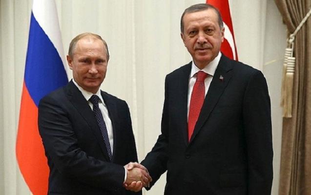 Ərdoğanla Putinin görüş vaxtı açıqlandı