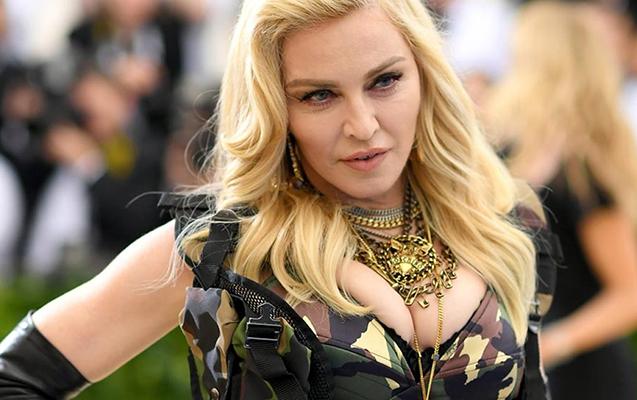 """Madonna """"Eurovision""""da çıxışa görə 1,5 milyon alacaq"""