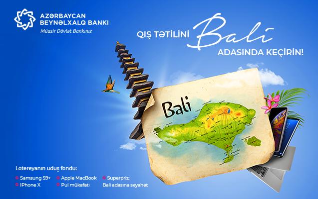 Azərbaycan Beynəlxalq Bankının 100 müştərisi hədiyyə qazandı
