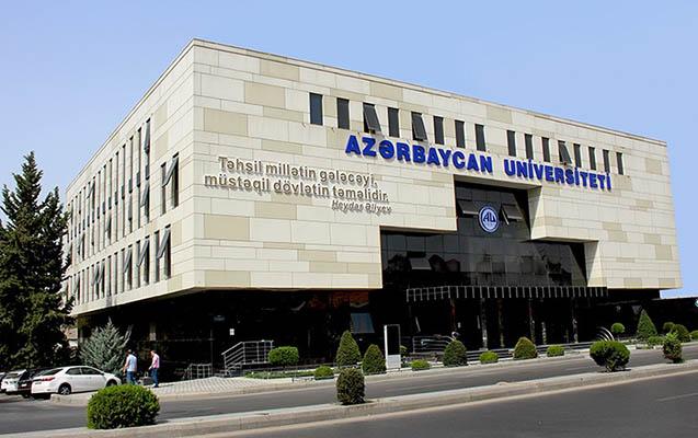 """Azərbaycan Universitetində """"Nəsimi ili"""" ilə bağlı tədbirlər planı hazırlanı ..."""