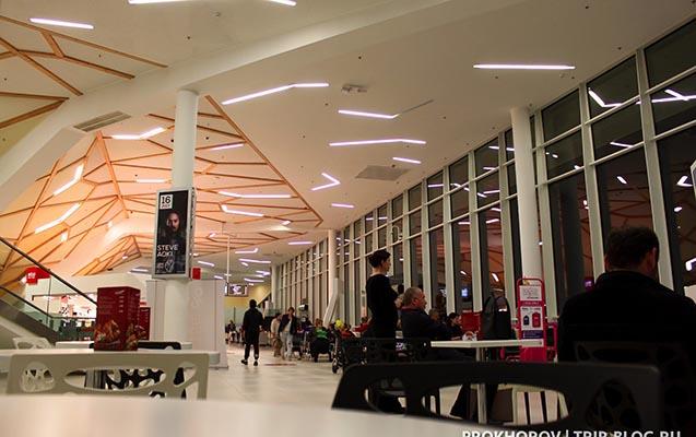 Kutaisi aeroportu sərnişin axınına görə Avropada 1-ci oldu