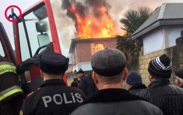 Evi yandırıb qardaşını öldürənin işi ekpertizaya göndərildi