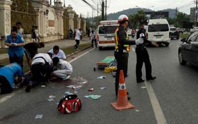 Tailandda rus turistlər öldü