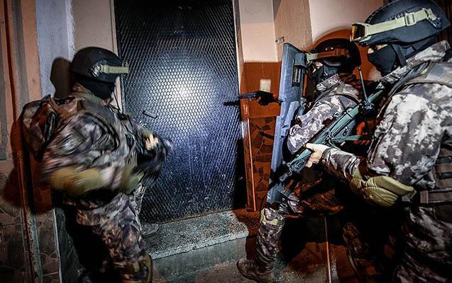 Türkiyədə bu gün 200 narkotacir saxlanıldı