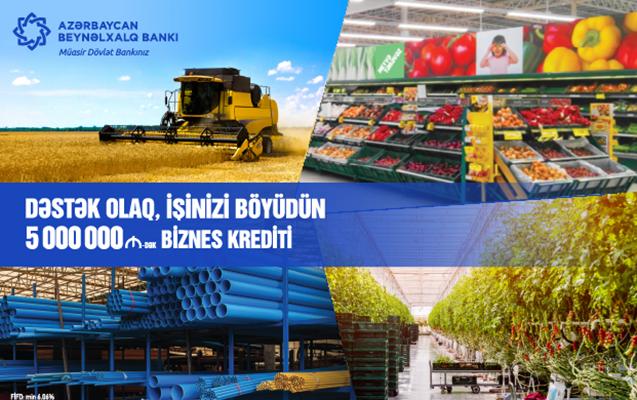 Azərbaycan Beynəlxalq Bankı bu şəxslər üçün kredit şərtlərini asanlaşdırdı
