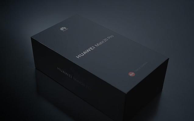 Huawei Mate 20 Pro-dan çox mürəkkəb təhlükəsizlik tədbirləri