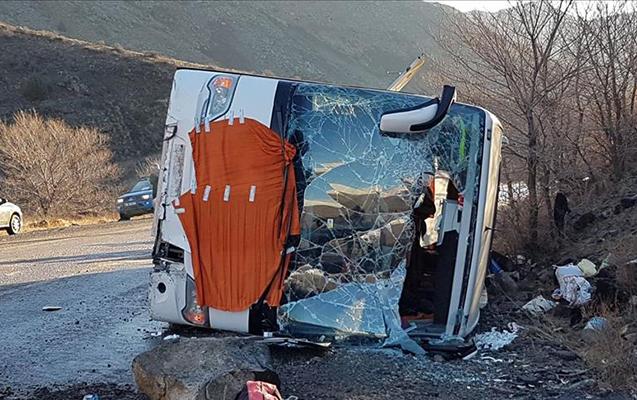Şimali Makedoniyada avtobus qəzası - 13 ölü, 30 yaralı