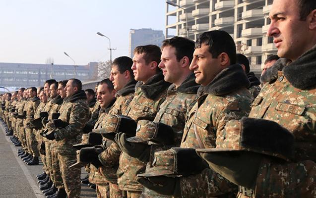 Ermənistan ordusunda korrupsiya və cinayət halları artıb