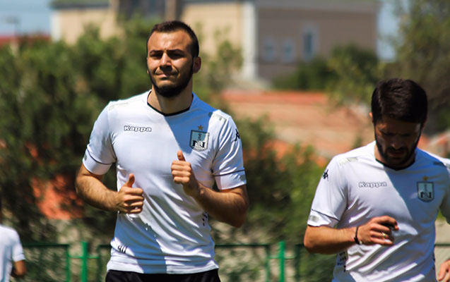 """""""Sumqayıt""""ın heyətində yeni futbolçu"""
