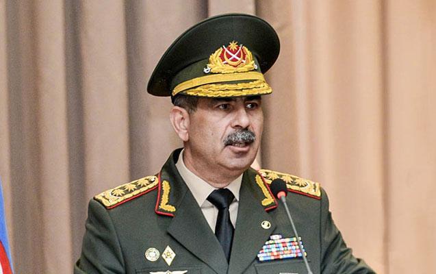 """""""Ali Baş Komandanın qarşımızda qoyduğu ən əsas tapşırıq yüksək döyüş hazırlığıdır"""""""