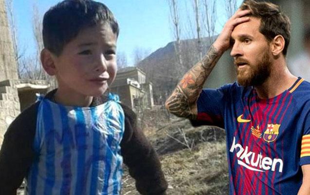 """""""Sellofan formalı Messi"""" ölümlə hədələnir"""