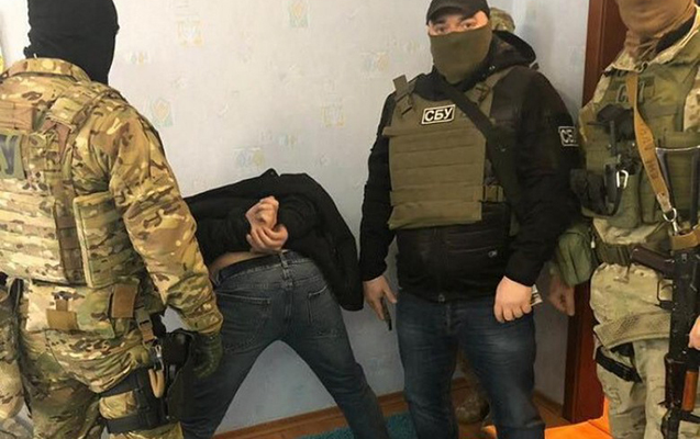 "Ukraynada ""Lotu Quli""nin adamları saxlanıldı"
