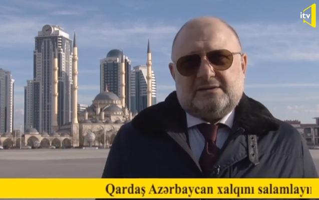 """""""Çeçen xalqı bunu heç vaxt unutmayacaq..."""""""